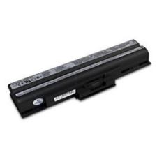 utángyártott Sony Vaio VGN-CS33H, VGN-CS33H/B fekete Laptop akkumulátor - 4400mAh egyéb notebook akkumulátor