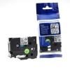 Utángyártott szalag Brother HSe-151 23,7mm x 1,5m, fekete nyomtatás / átlátszó alapon