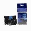 Utángyártott szalag Brother TZ-561 / TZe-561, 36mm x 8m, fekete nyomtatás / kék alapon