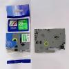 Utángyártott szalag Brother TZ-765 / TZe-765, 36mm x 8m, fehér nyomtatás / zöld alapon