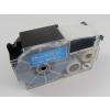 Utángyártott szalag Casio XR-24ABU 24mm x 8m fehér nyomtatás / kék alapon