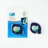 Utángyártott szalag Dymo 59425, S0721590, 12mm x 4m, fekete nyomtatás / zöld alapon