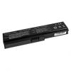 utángyártott Toshiba Dynabook Qosmio T550/T4BB Laptop akkumulátor - 4400mAh
