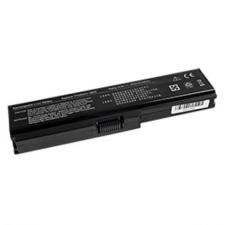 utángyártott Toshiba Satellite A665, A665-11Z Laptop akkumulátor - 4400mAh toshiba notebook akkumulátor