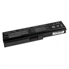 utángyártott Toshiba Satellite C650-166, C650-17N Laptop akkumulátor - 4400mAh toshiba notebook akkumulátor