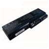 utángyártott Toshiba Satellite P200-12W / P200-136 Laptop akkumulátor - 6600mAh