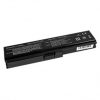 utángyártott Toshiba Satellite Pro C650-101, C650-10W Laptop akkumulátor - 4400mAh