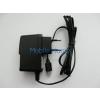 utángyártott Univerzális hálózati töltő microUSB 2000mAh fekete