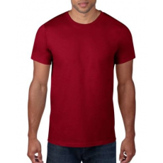 UTT AN980 ADULT FASHION BASIC TEE, Independence Red