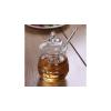 Üveg mézescsupor, mézcsurgatóval 300ml