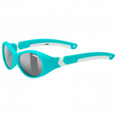 Uvex Sportstyle 510 Turquoise White Mat S3