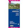 Üzbegisztán térkép - Reise Know-How