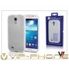 V7 Samsung i9500 Galaxy S4 hátlap - V7 FlexSlim - fehér