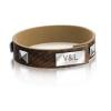 V&L Női karkötő V+L VJ0285BR