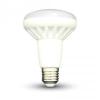 V-tac 10W LED izzó Samsung chip E27 R80 4000K 5 év garancia - PRO136