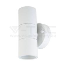 V-tac Fali GU10 acél lámpatest - fehér - 7570 kültéri világítás