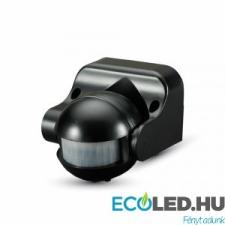V-tac Infravörös Fali mozgásérzékelő fekete biztonságtechnikai eszköz