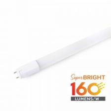 V-tac LED fénycső , T8 , 15W , 150 cm , természetes fehér , LUX+ (A++, 160 lm/W) , 5 év garancia... világítás