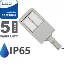 V-tac Utcai LED lámpa ST (100W/110°) természetes fehér 14000 lm, Samsung kültéri világítás