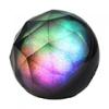V-tac V-TAC Bluetooth hangszóró Crystal, RGB, akkus USB asztali lámpa (3W)