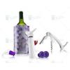 Vacu Vin Boros szett Essentials fehér - Vacu Vin