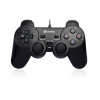 Vakoss GP-3755BK USB Dupla Shock Gamepad