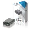 Valueline Digitális Audio Konverter 1x Toslink Aljzat + 1x SPDIF (RCA) Aljzat - 2x RCA Alj