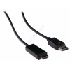 Valueline HDMI - DisplayPort kábel apa-apa  3,0m VLCP37100B30