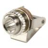 Valueline Mono Csatlakozó 3.5 mm Aljzat Fém Ezüst Valueline jc-022