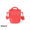 Vanguard vk 15 fotó/videó piros táska