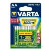 Varta AA/Mignon 2600mAh 1.2V újratölthető akkumulátor/elem