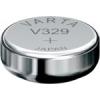 Varta V329 ezüst-oxid gombelem