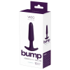 VeDO VeDO Bump - akkus, kúpos anál vibrátor (lila)