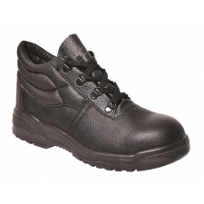 """. Védőbakancs, 44-es méret, """"Steelite S1P"""" munkavédelmi cipő"""