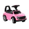 Vegatoys Autós bébitaxi, rózsaszín