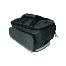 Velotech 1 részes csomagtartó túratáska thermo béléssel szürke kézitáska és bőrönd