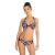 VENICE BEACH merevítős szivacsos nyakbakötős bikini felső