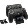 VENOM VS2732 PS4 fekete dupla töltőállomás (VS2732)