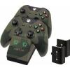 VENOM VS2857 Xbox One camouflage töltőállomás + 2db akkumulátor (VS2857)