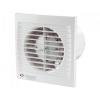 Vents Silenta-STH 100 Alacsony zajszintű axiális Fali Elszívó ventilátor időzitővel párakapcsolóval