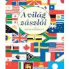 Ventus Libro Kiadó A világ zászlói - színezőkönyv