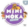 Ventus Libro Kiadó Mini Móka: Szavanna