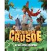Ventus Libro Kiadó Robinson Crusoe - Az állatok szigetén