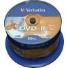 Verbatim 4,7GB 16x DVD-R lemez 50db/henger