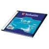 Verbatim CD-R Verbatim DataLife 700MB 80min 52x vékony tokban CDV7052V1DL