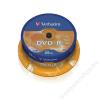 Verbatim DVD-R lemez, AZO, 4,7GB, 16x, hengeren, VERBATIM (DVDV-16B25)