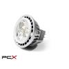 Verbatim LED izzó, GU5.3, MR16, 460lm, 7W, 2700K, meleg fény, szabályozható, VERBATIM