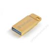 Verbatim Pendrive, 64GB, USB 3.0,  VERBATIM Exclusive Metal arany (UV64GEM32)