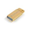 """Verbatim Pendrive, 64GB, USB 3.0, VERBATIM """"Exclusive Metal"""" arany"""