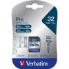Verbatim Pro 32GB Class10 UHS-I SHCD memóriakártya